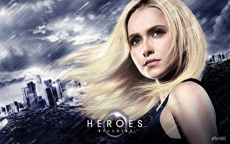 Claire Bennet, la cheerleader de Héroes