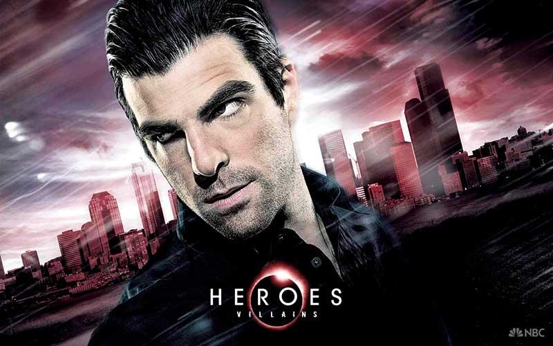 Gabriel Gray, más conocido como Sylar en Héroes