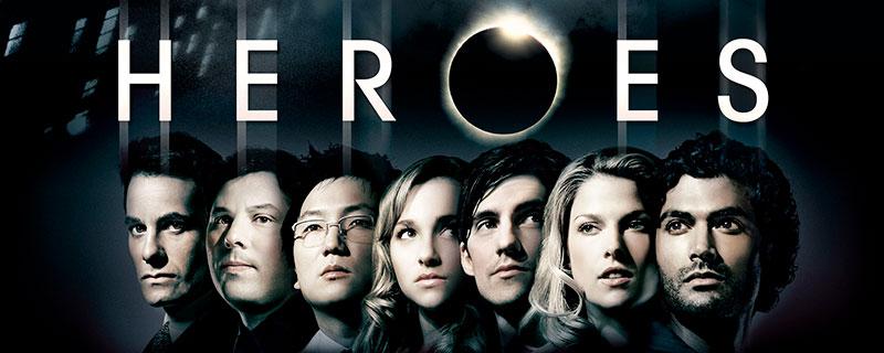 Promo de Héroes de la NBC