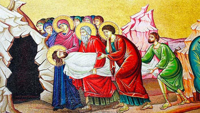 Historia de la Tumba de Jesús
