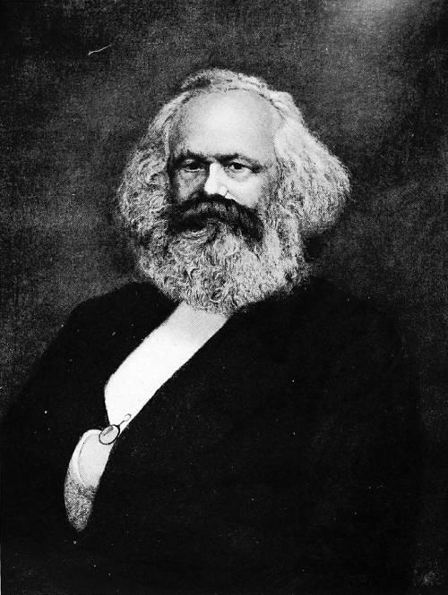 Historia del movimiento sindical: desde el societarismo hasta el sindicalismo moderno - Karl Marx