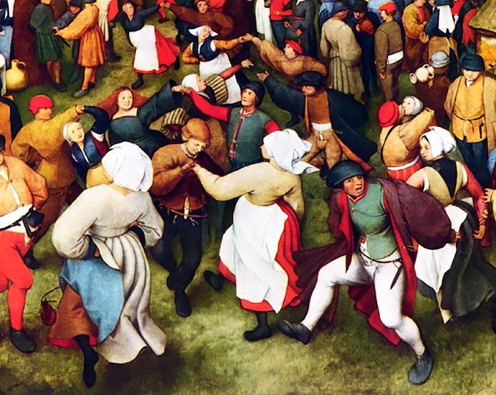 Otras historias curiosas relacionadas con el baile de San Vito
