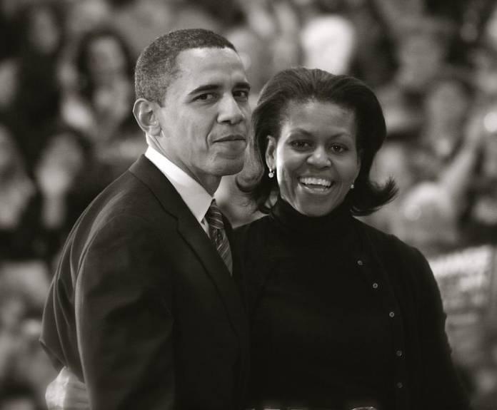 historias-de-amor-reales-Michelle-y-Barack-Obama
