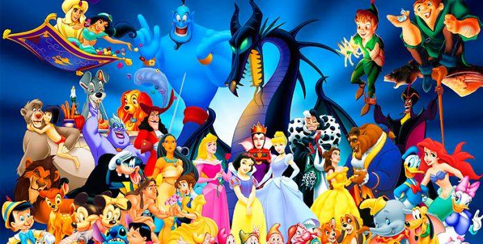 Las historias de Disney basadas en hechos reales.