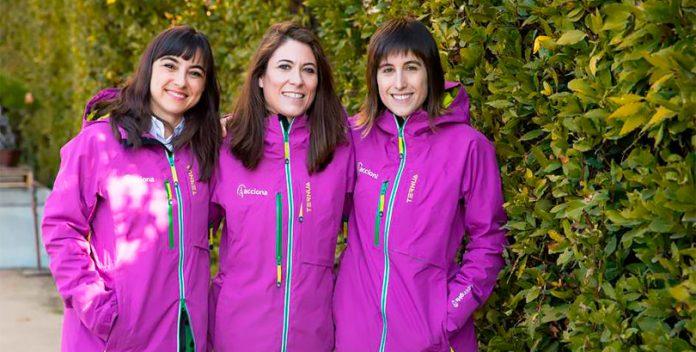 Homeward Bound selecciona a tres españolas para una expedición.