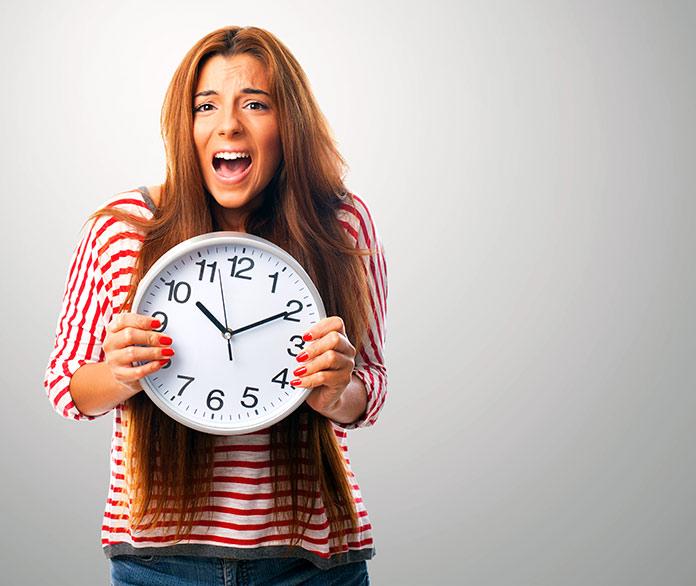 Descubre tus horas de máxima productividad