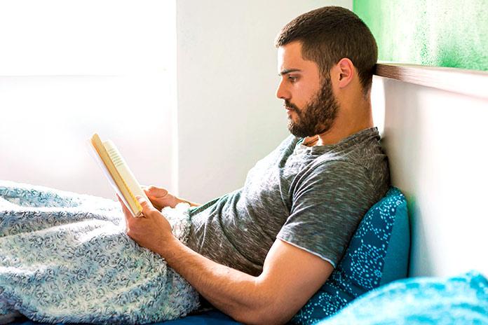 Optimiza tus horas de sueño