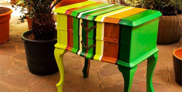In Progress, un proyecto sostenible de restauración de muebles.