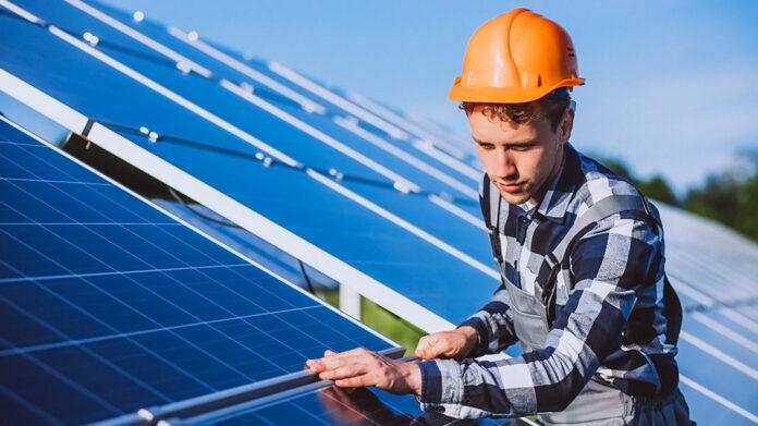 instalación de placas solares