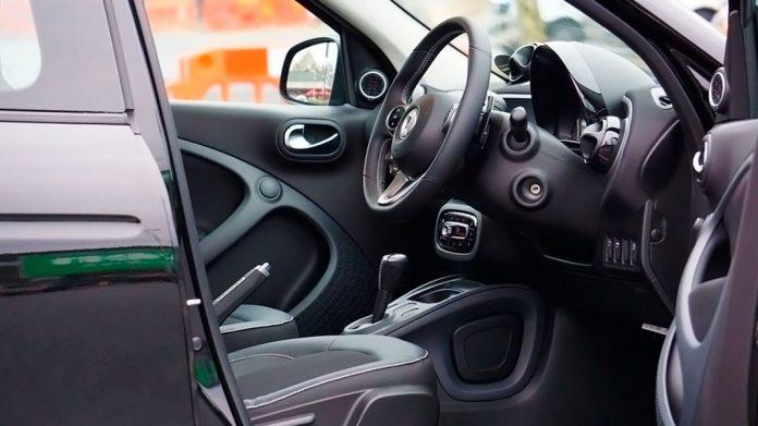 imagen del interior de un coche