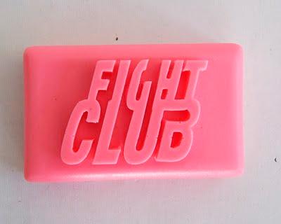 Pastilla de jabón de la película El Club de la Lucha