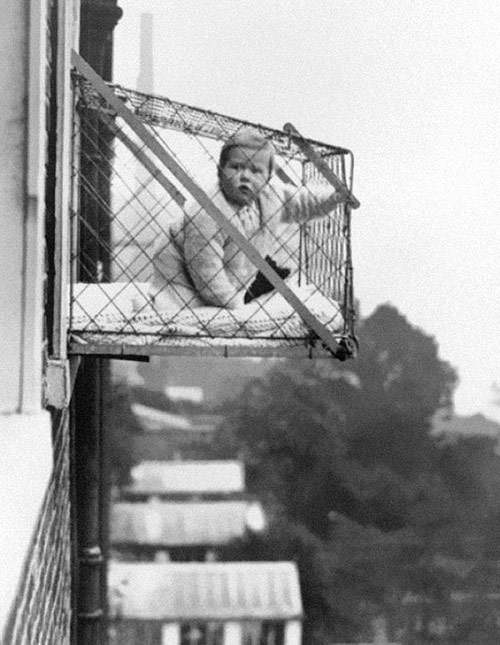 Jaulas para bebés