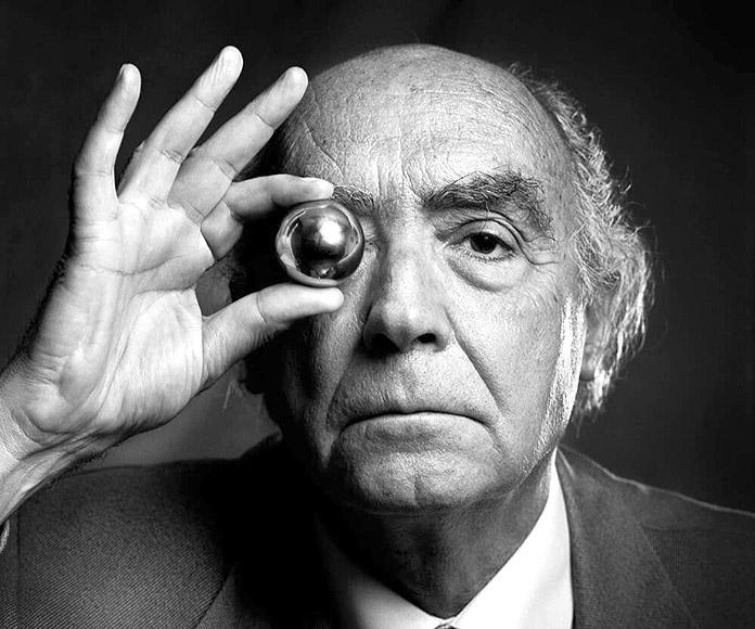 La sustanciosa vida y virtuosa obra de José Saramago