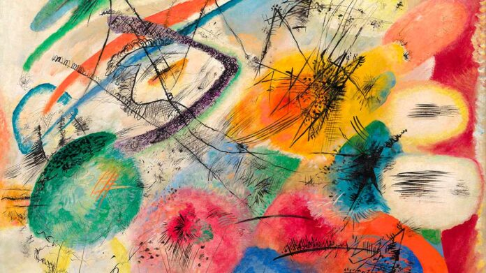 El 2020 será año de Kandinsky en el Guggenheim de Bilbao