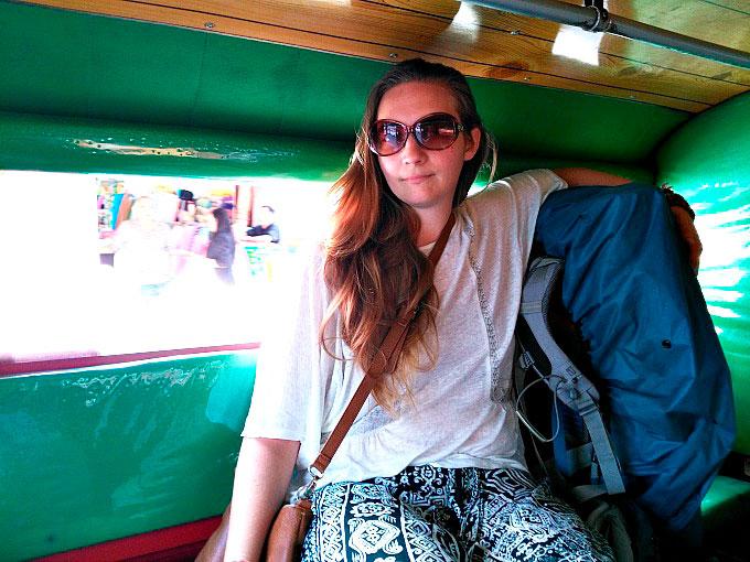 Katie Baxter (worldwidevegetarian.com)