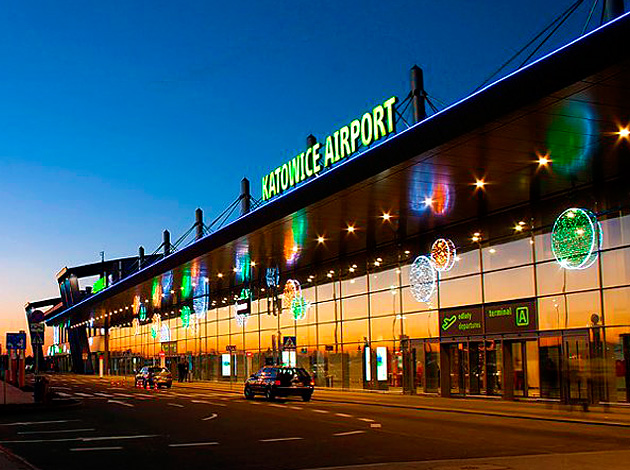 Aeropuerto de Katowice