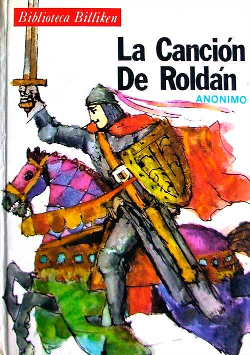 """""""Cantar de Roldán"""", Anónimo"""