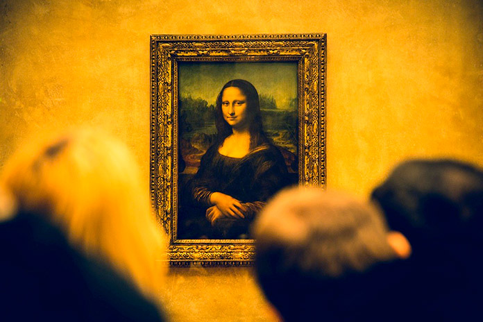 La Gioconda de Leonardo da Vinci