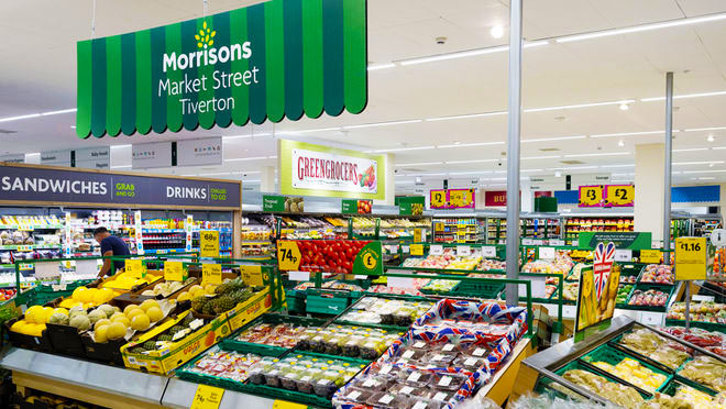 Supermercado Morrisons