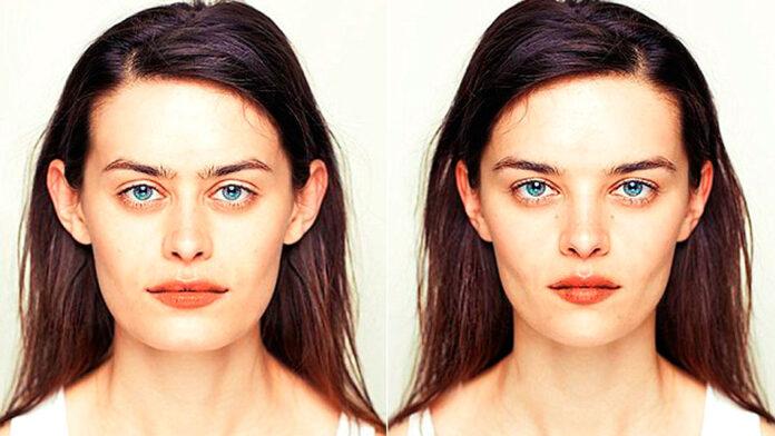 ¿Sabes cuál es el lado de tu cara más atractivo? Nosotros sí...
