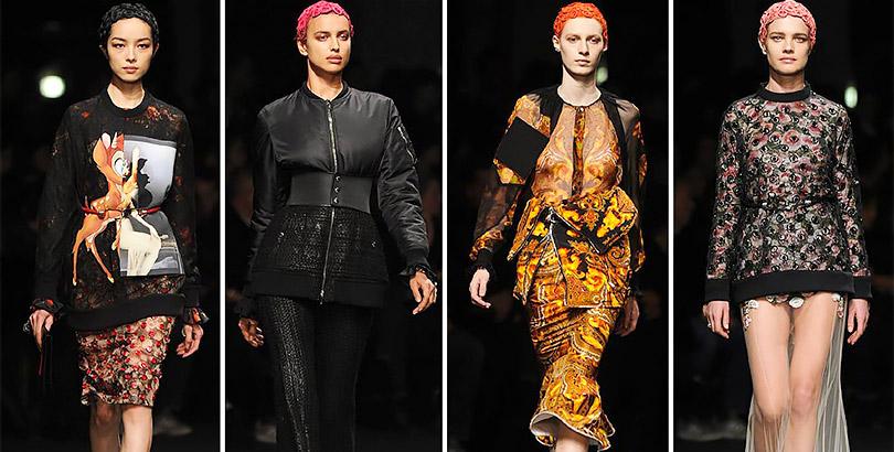 2bb91fa13dc Givenchy es una marca de ropa francesa fundada por el diseñador Hubert de  Givenchy, en 1952. Esta firma fabrica ropa, accesorios, perfumes y también  cuenta ...