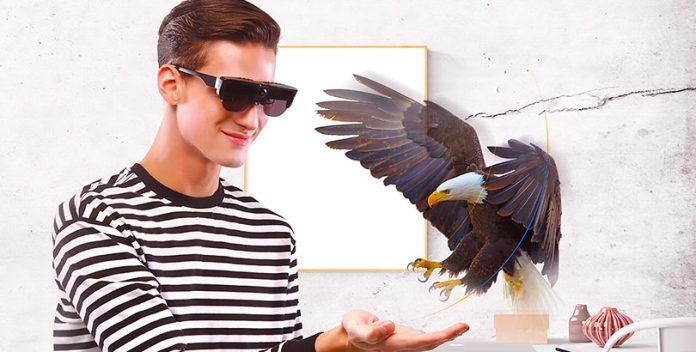 Gafas de LetinAR: los dispositivos de realidad aumentada del futuro.