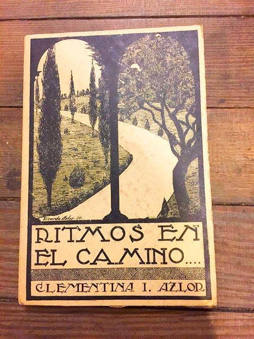 Libro de Clementina Isabel Azlor