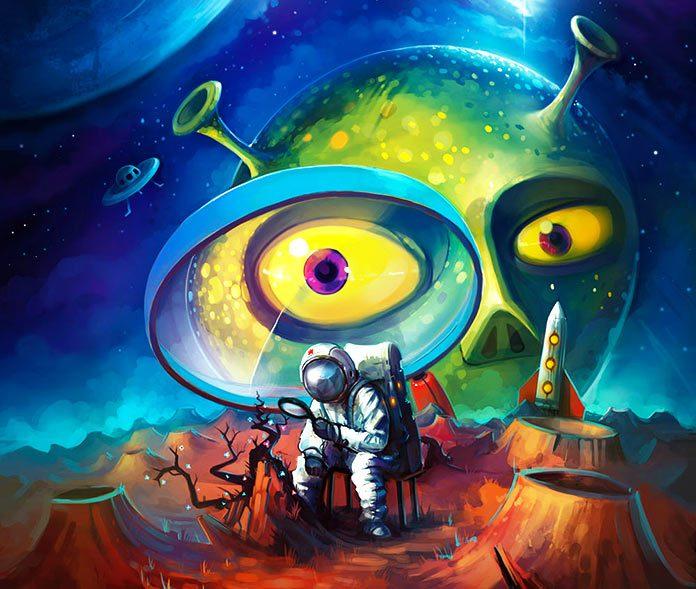 7 libros de ciencia ficción indispensables