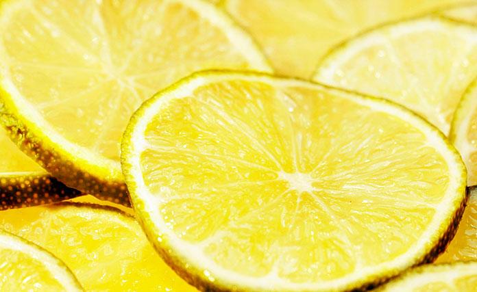 Propiedades antisépticas del limón