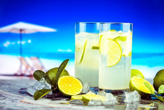 Historia de la limonada: del siglo XIII a la actualidad