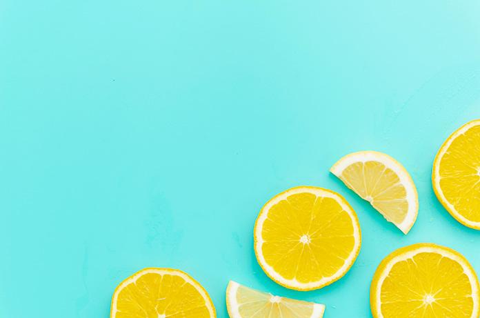 Limones para fortalecer las uñas