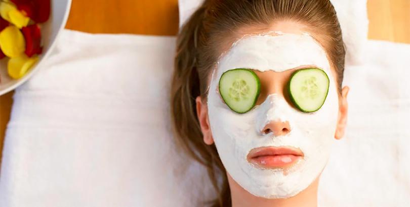 Mascarilla casera para limpieza facial