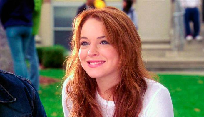 Lindsay Lohan antes