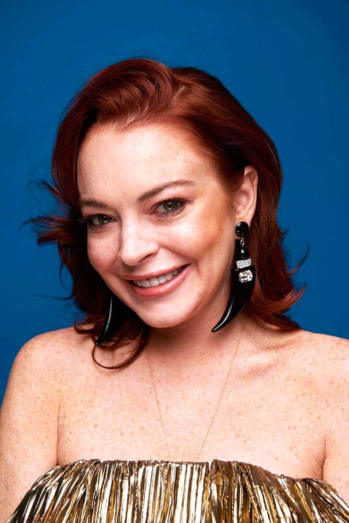 Lindsay Lohan después