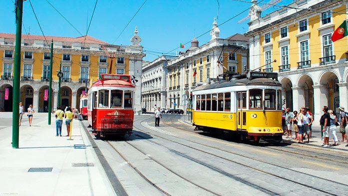 6 lugares para enamorarse de Lisboa.