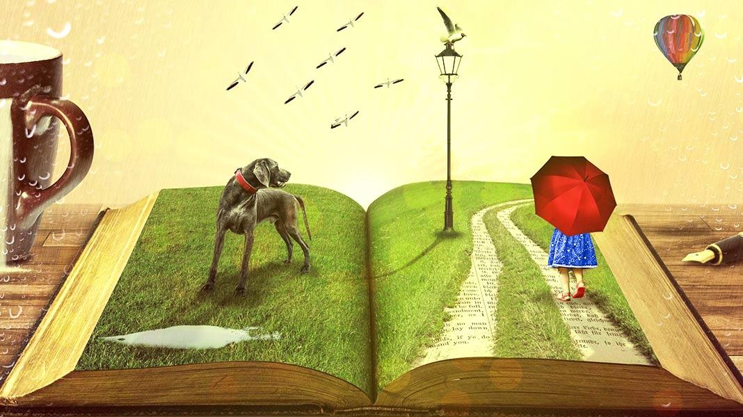Literatura viajera, o cómo conocer lugares de ensueño sin moverse del sofá