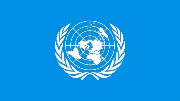 logo de las Naciones Unidas