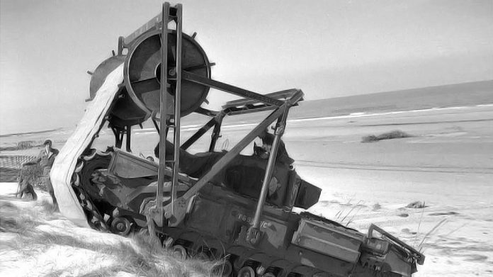 Los «funnies»: los graciosos carros blindados del ejército británico