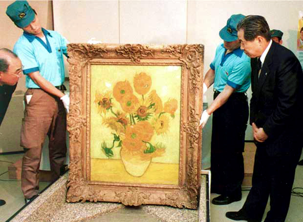 Los girasoles (Vincent van Gogh)