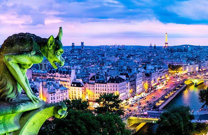 5 lugares que ver en París que te sorprenderán