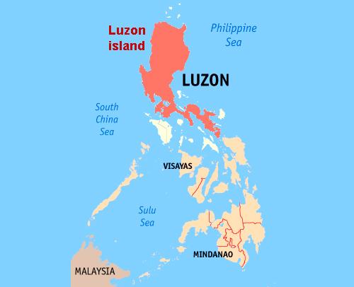 Isla de Luzón
