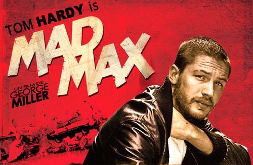 Tom Hardy es Mad Max en la película Mad Max Fury Road