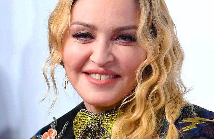 Madonna después