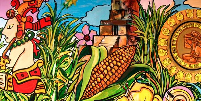 Importancia del maiz en la época azteca