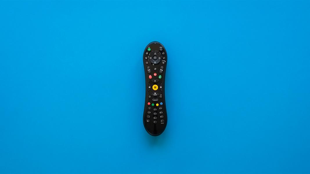 mando a distancia del televisor