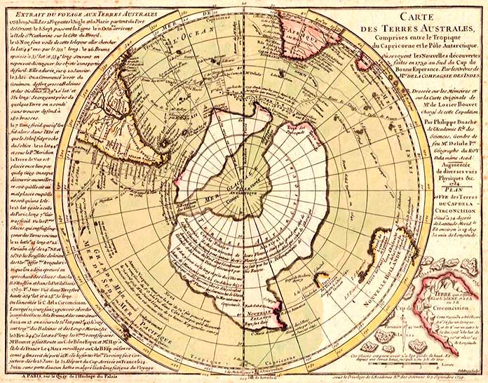 Mapa de Buach