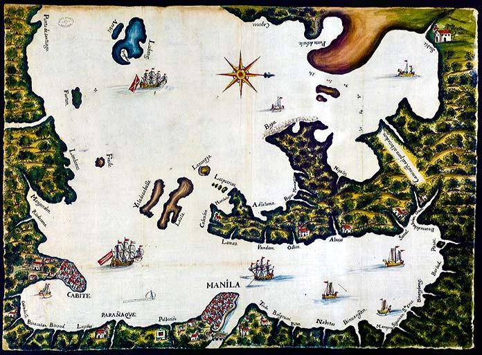 Bahía de Manila y Cavite