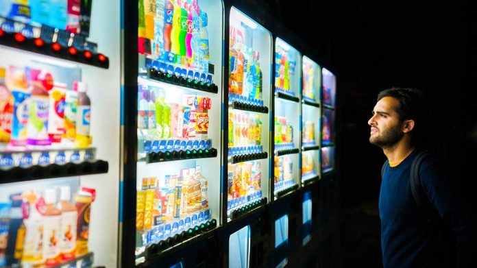 5 extrañas máquinas expendedoras en Japón
