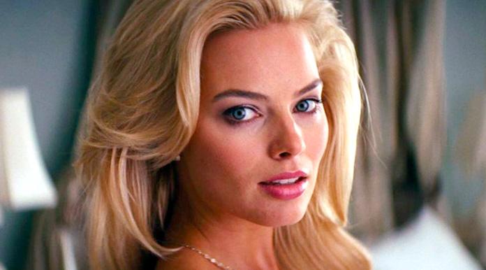 El Lobo de Wall Street - Margot Robbie
