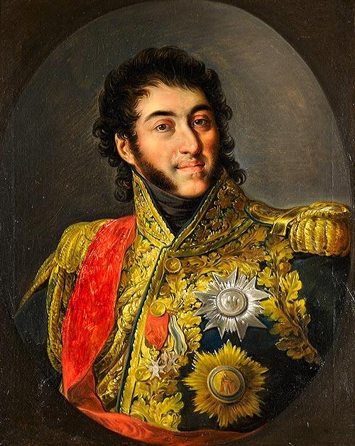 Mariscal Louis Gabriel Suchet